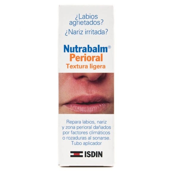 ISDIN Nutrabalm Perioral 10 ml - Haut Boutique