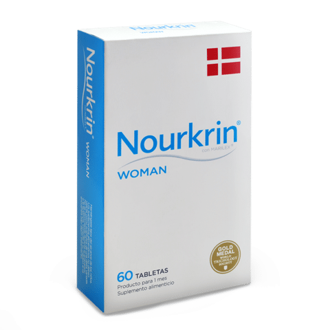 Up Pharma Nourkrin Mujer 60 Cápsulas - Haut Boutique