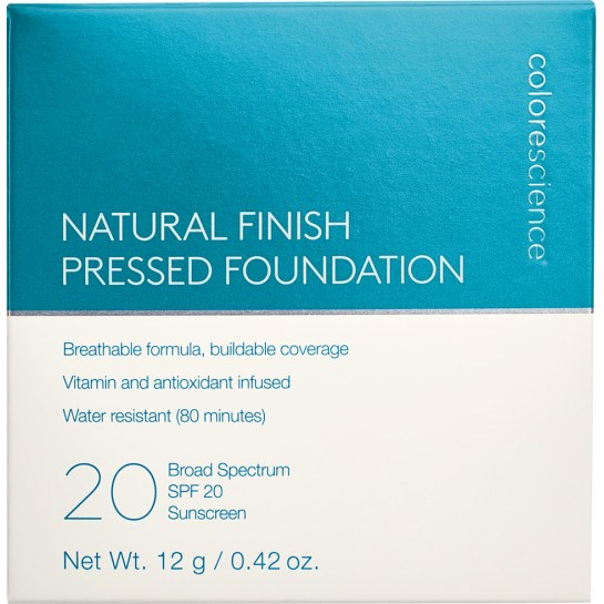 Colorescience Mineral Compact Pressed Foundation SPF 20 12g - Haut Boutique