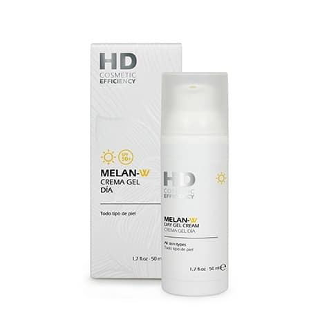 HD Cosmetic Efficiency Melan-W Crema Día 50 ml - Haut Boutique