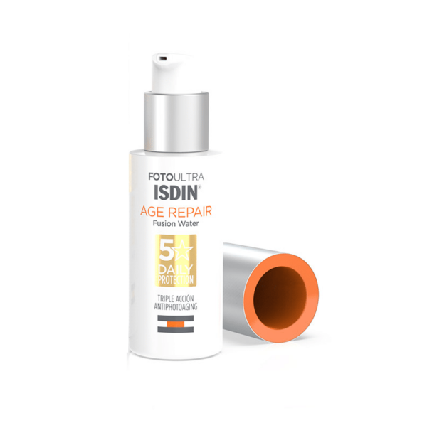 ISDIN Foto Ultra Age Repair Fluid Fusion Water SPF 50+ 50 ml - Haut Boutique