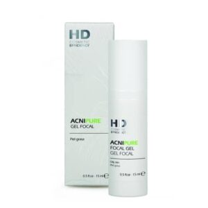 HD Cosmetic Efficiency Acnipure Gel Focal 15ml