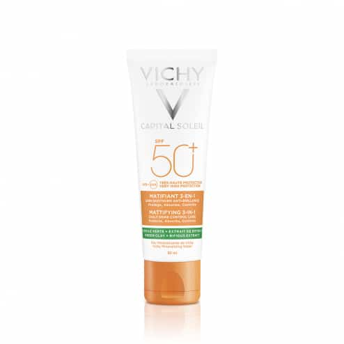 Vichy Capital Soleil Matificante SPF50+50mL - Haut Boutique