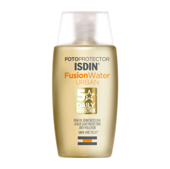 ISDIN FUSION WATER URBAN 50ML - Haut Boutique