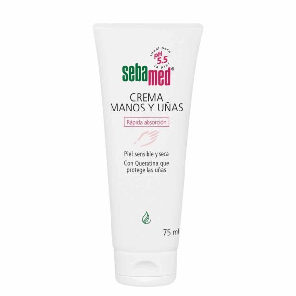 Sebamed Crema de Manos y Uñas 75 mL - Haut Boutique