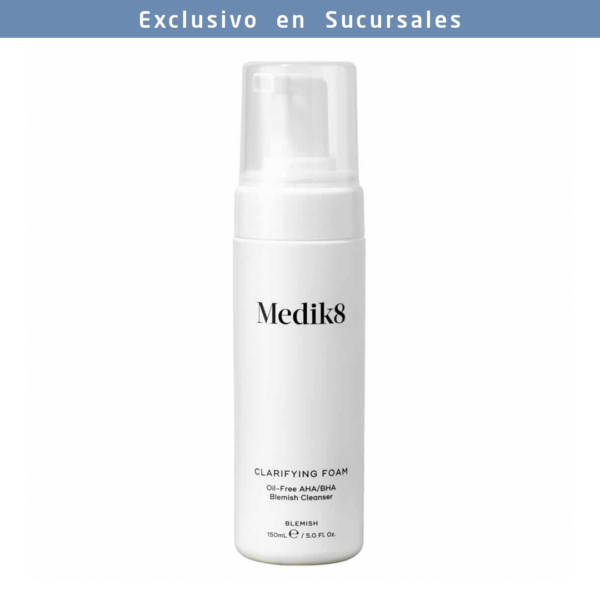 Medik8 Clarifying Foam 150mL - Haut Boutique
