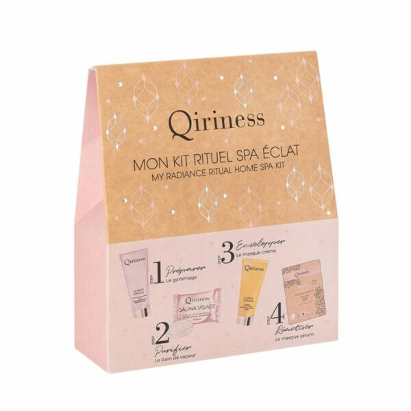 Qiriness My Radiance Ritual Home Spa Kit - Haut Boutique