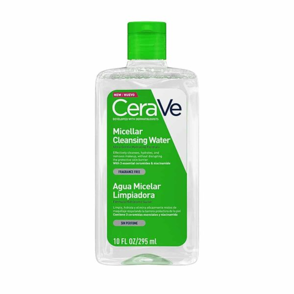 CeraVe Micellar Cleansing Water 295mL - Haut Boutique