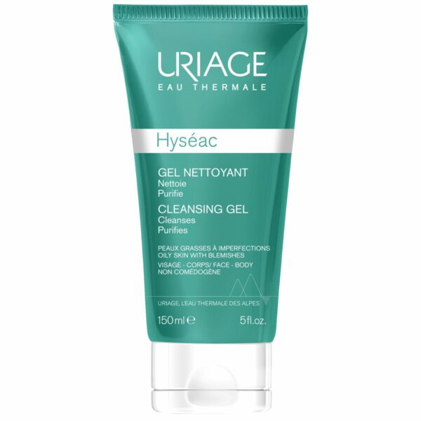 URIAGE HYSEAC CLEASING GEL 150 - Haut Boutique