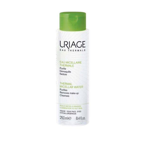 Uriage Thermal Micellar Water Combination to Oily Skin 250mL - Haut Boutique