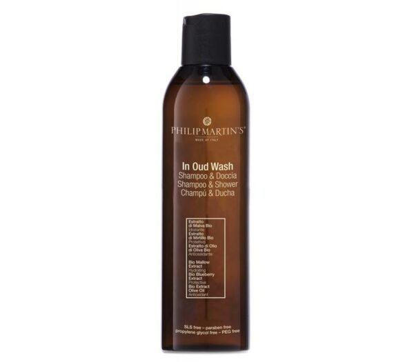 Philip Martin's Shampoo & Shower In Oud Wash 250mL - Haut Boutique