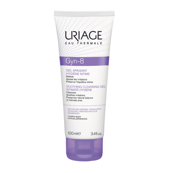 Uriage Gyn-8 Soothing Cleansing Gel Intimate Hygiene 100mL - Haut Boutique