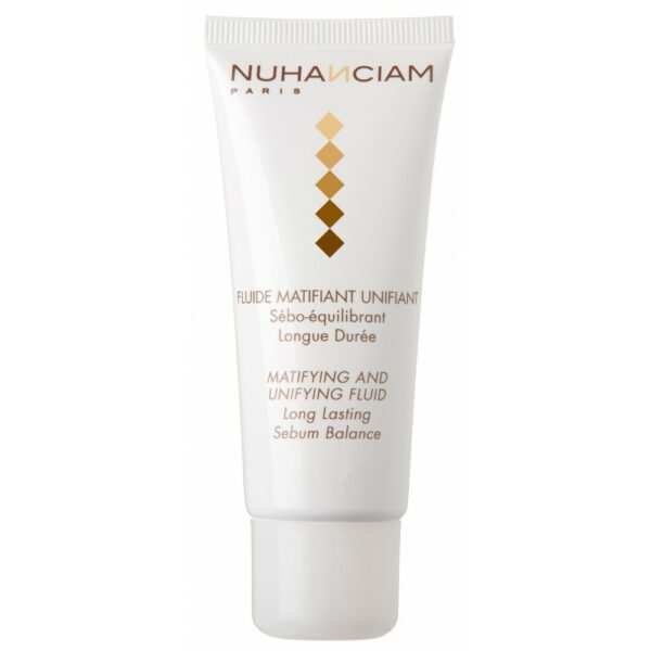 Nuhanciam Matifying and Unifying Fluid 40mL - Haut Boutique