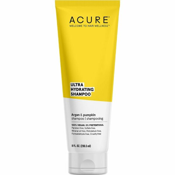 Acure Ultra Hydrating Shampoo 236.5mL - Haut Boutique