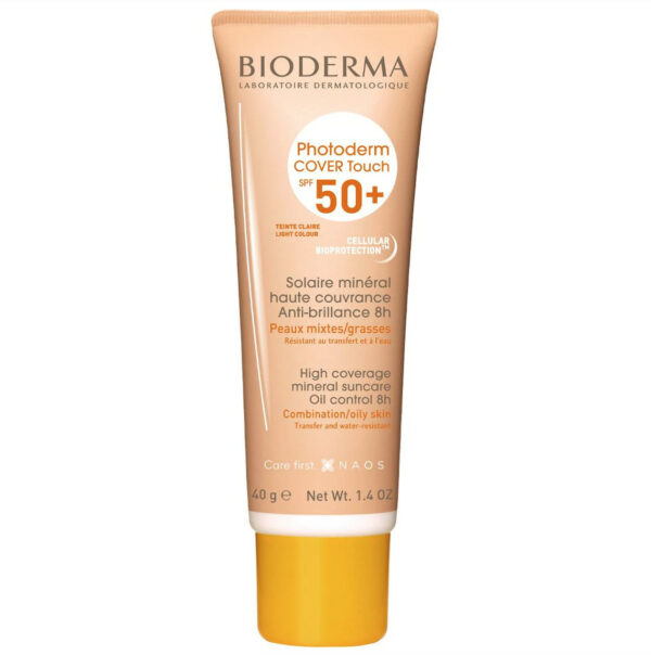 Bioderma Photoderm Cover Touch SPF50 40g - Haut Boutique
