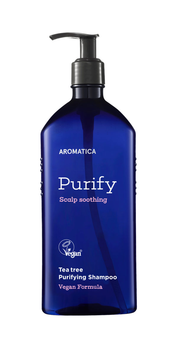 Aromatica Purify Scalp Soothing Shampoo 400mL - Haut Boutique