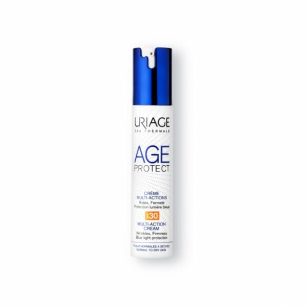 URIAGE AGE PROTECT MULTI-ACTION CR SPF30 40 ML - Haut Boutique