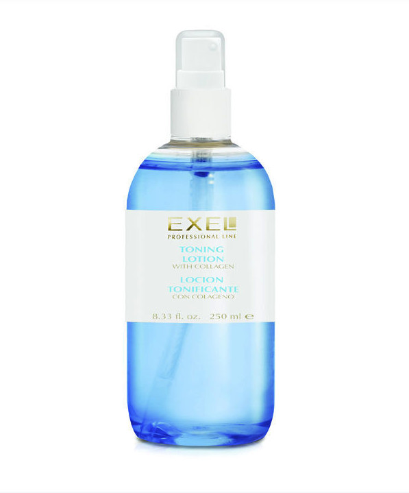Exel Toning Lotion with Collagen 250mL - Haut Boutique