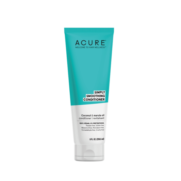 Acure Simply Smoothing conditioner 236.5mL - Haut Boutique