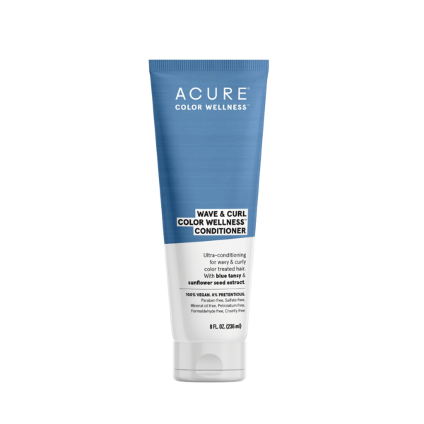 Acure Wave and Curl Color Wellness Conditioner 236 mL - Haut Boutique