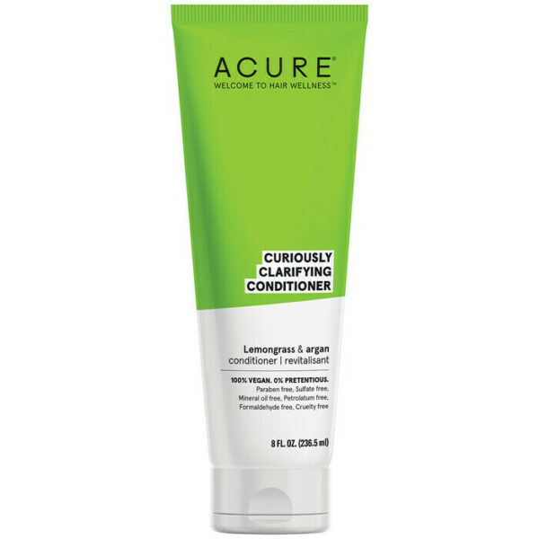 Acure Curiously Clarifying Conditioner 236.5mL - Haut Boutique