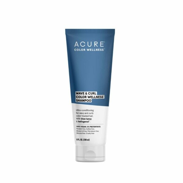 Acure Wave and Curl Color Wellness Shampoo 236 mL - Haut Boutique